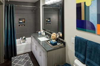 Bathroom at Listing #276241