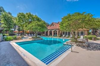 Pool at Listing #141351