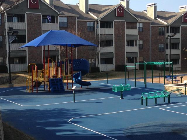 Playground at Listing #136996
