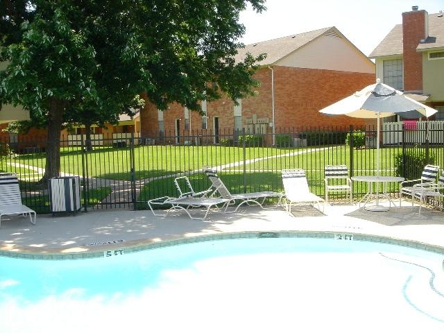 Pool at Listing #136942