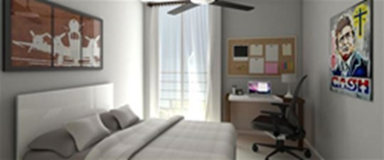 Bedroom at Listing #275516