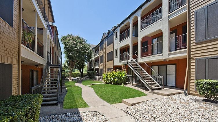Hendrix Apartments Austin, TX