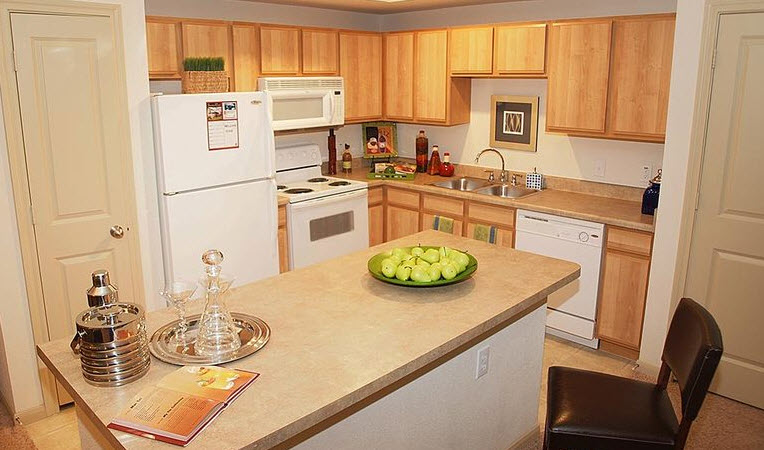 Kitchen at Listing #144191