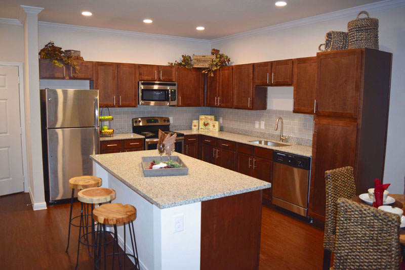 B2 Kitchen at Listing #267607