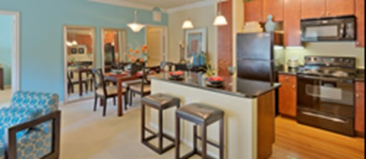 Dining/Kitchen at Listing #144653