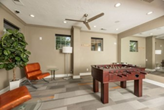 Gameroom at Listing #138127