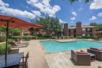 Pool at Listing #136994