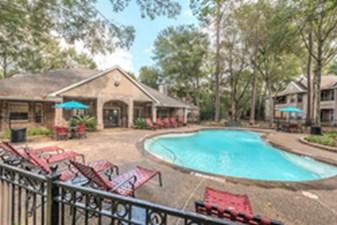 Pool at Listing #139011