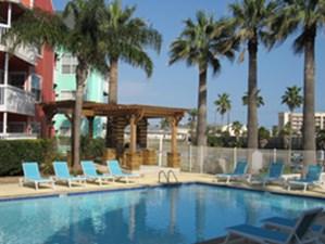 Pool at Listing #144454