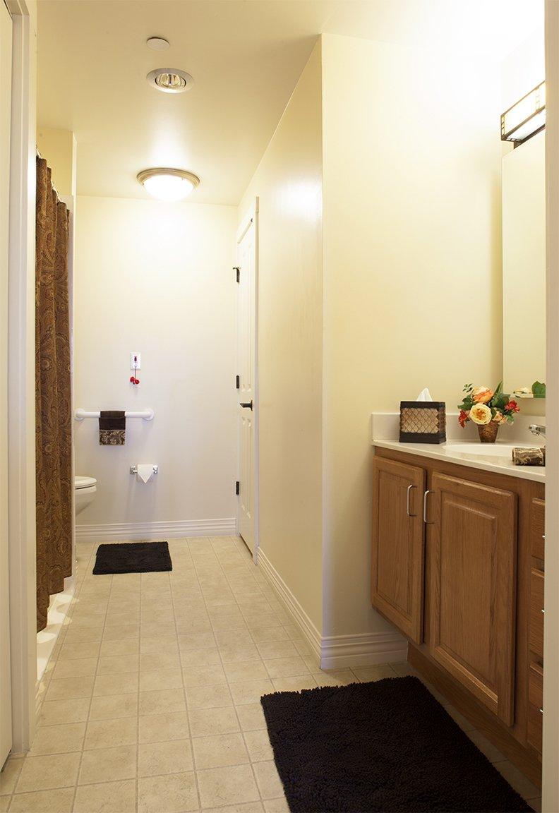 Bathroom at Listing #144872