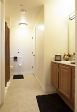 Bathroom at Listing #144872
