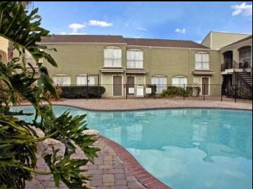 Pool at Listing #138901