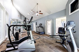 Fitness Center at Listing #135866