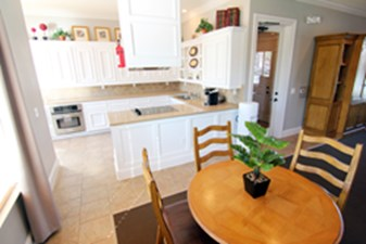 Dining/Kitchen at Listing #144348