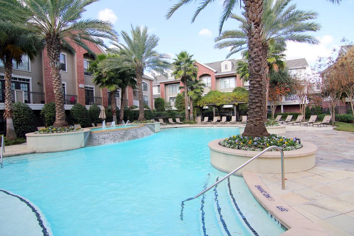 Pool at Listing #144327
