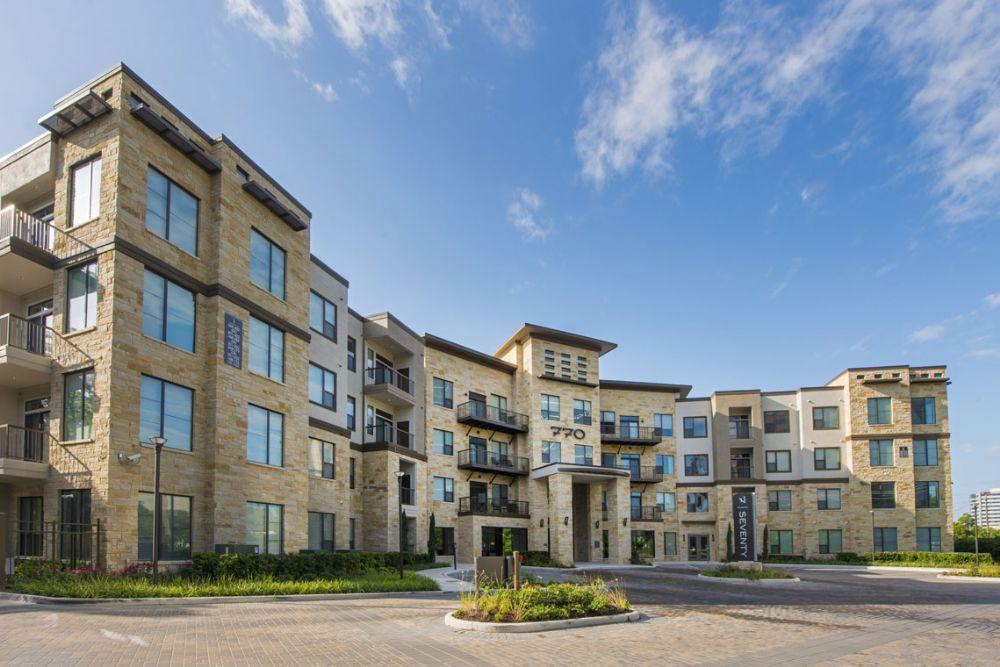 7 Seventy Apartments Houston TX