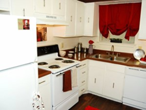 Kitchen at Listing #140957