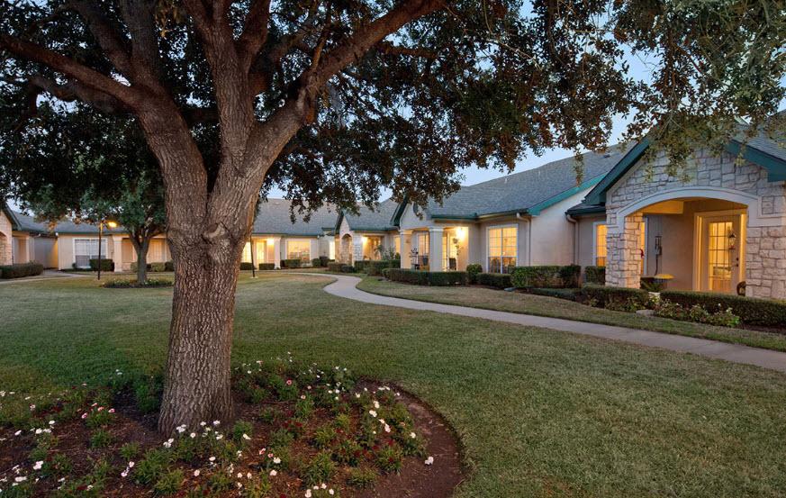 Carriage Inn-Lake Jackson Apartments 77566 TX