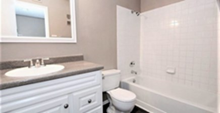 Bathroom at Listing #140358