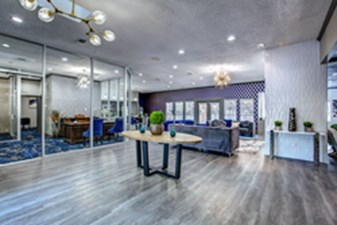 Lobby at Listing #135847