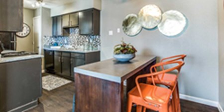 Living/Dining at Listing #136166