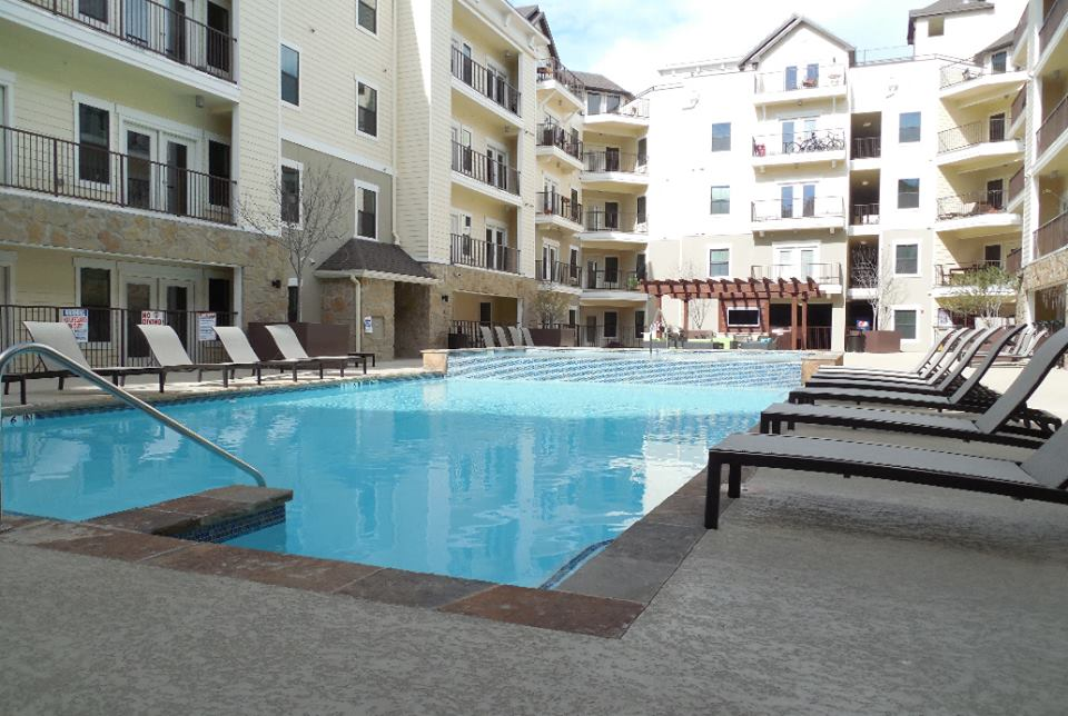 Pool at Listing #226901