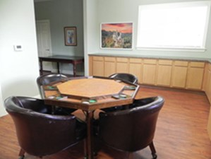 Gameroom at Listing #146161