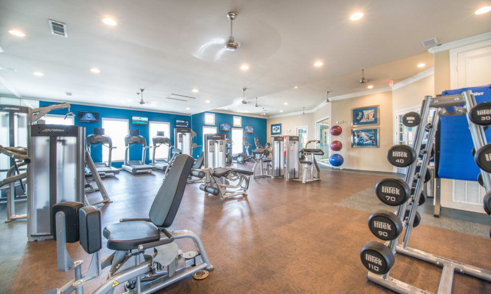Fitness at Listing #137856