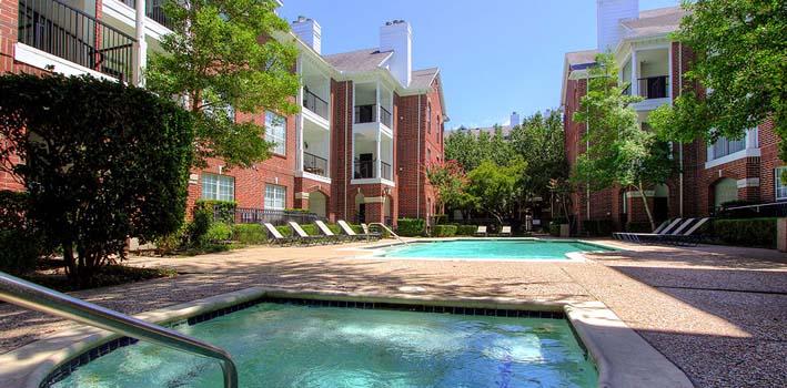 Pool at Listing #224512