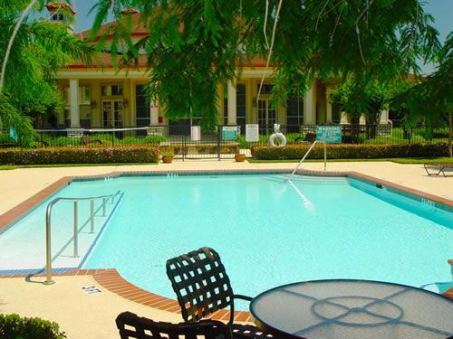 Pool at Listing #144344
