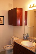Bathroom at Listing #144661