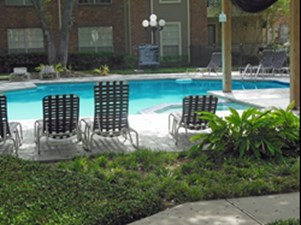 Pool at Listing #138950