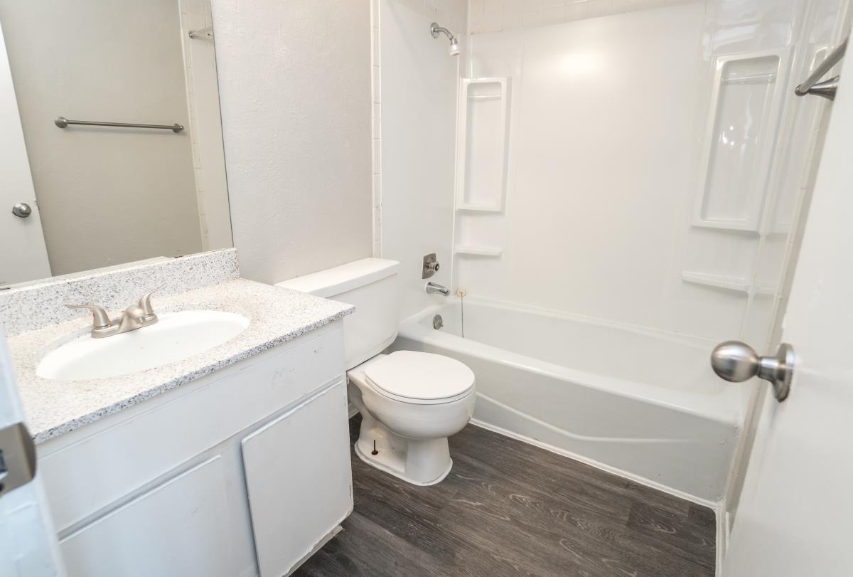 Bathroom at Listing #136258