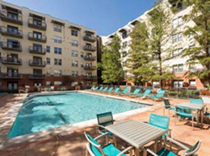 Pool at Listing #143470