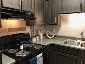 Kitchen at Listing #140921