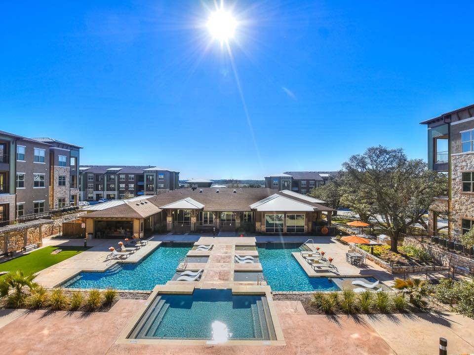 Hillstone at Wolf Ranch Apartments Georgetown TX