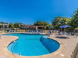 Pool at Listing #138191