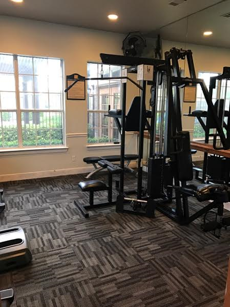 Gym Room at Listing #138102