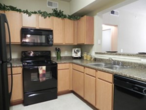 Kitchen at Listing #146161