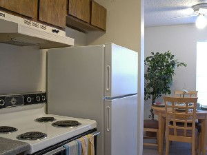 Kitchen at Listing #136729
