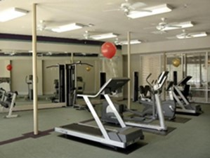 Fitness Center at Listing #144086