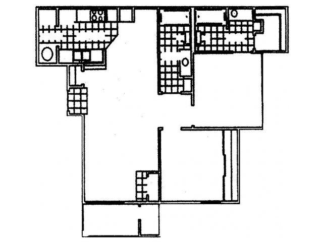 929 sq. ft. Palomino floor plan