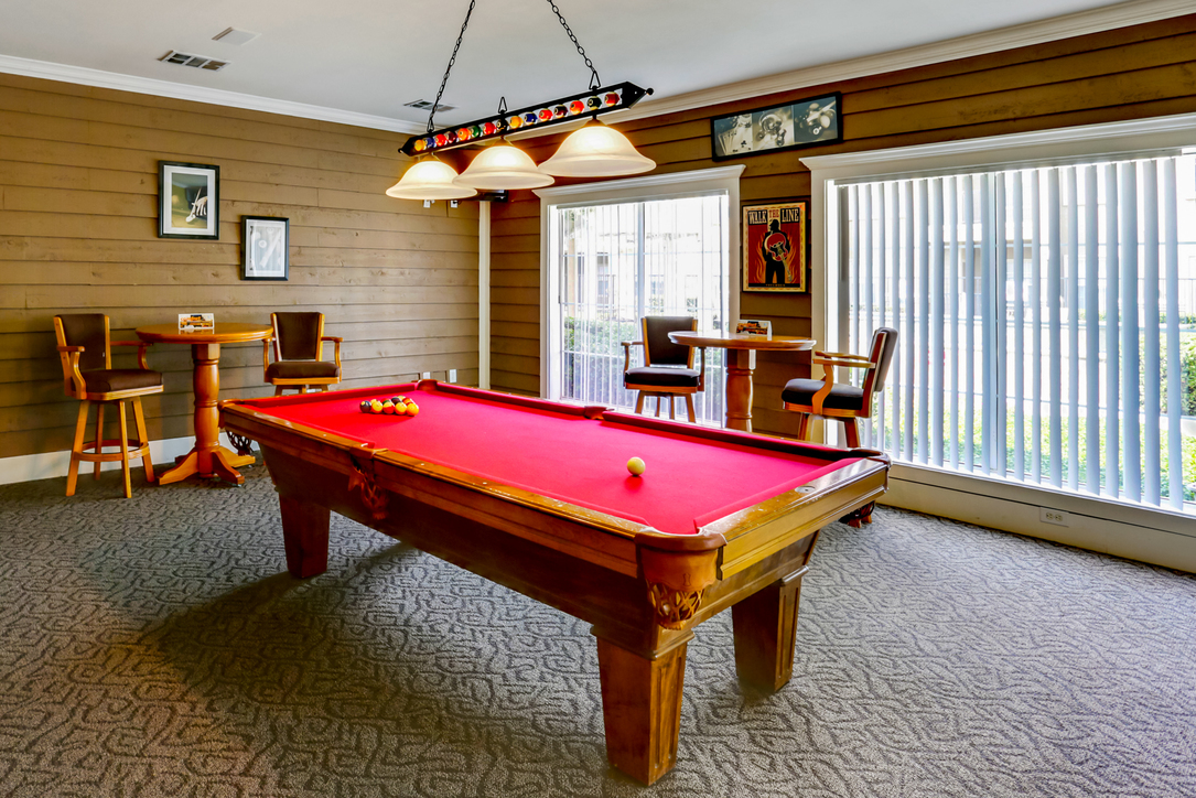 Game Room at Listing #137955