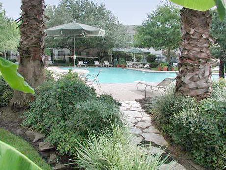 Pool at Listing #138861