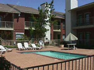 Pool at Listing #137734