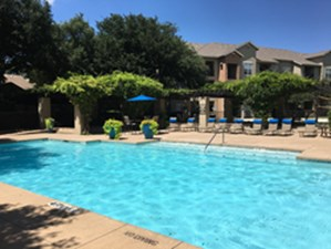 Pool at Listing #137584