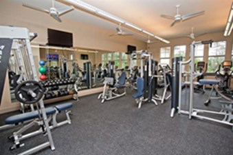 Fitness Center at Listing #232055
