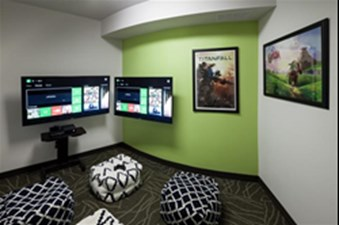 Gameroom at Listing #149056