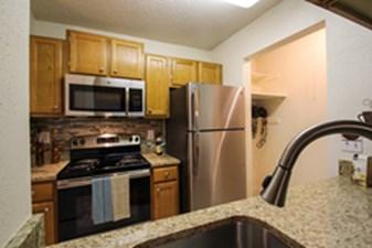 Kitchen at Listing #136228
