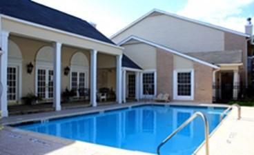 Pool at Listing #138659